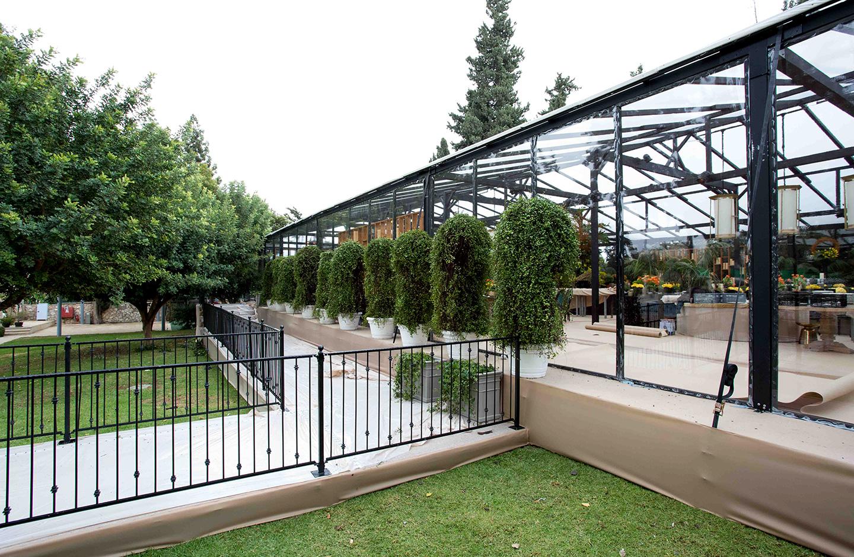 EXOTIC GREENHOUSE